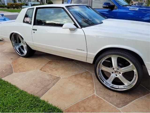 1986 Chevrolet Monte Carlo (CC-1489133) for sale in Cadillac, Michigan