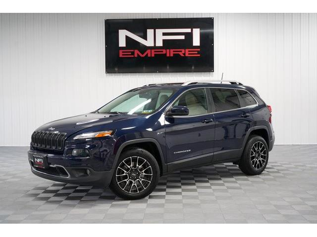2016 Jeep Cherokee (CC-1489143) for sale in North East, Pennsylvania