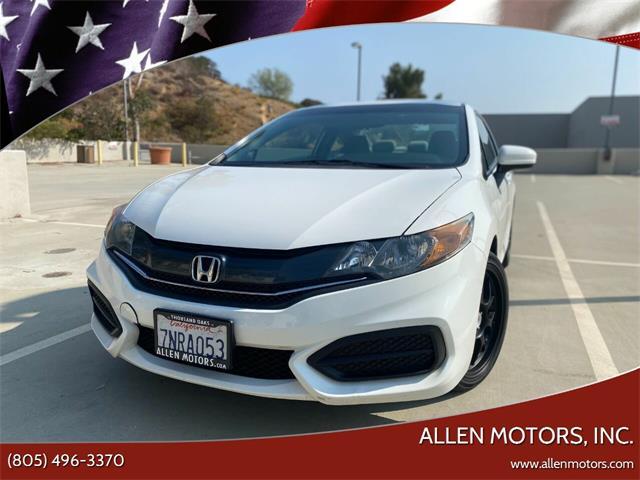 2015 Honda Civic (CC-1489145) for sale in Thousand Oaks, California