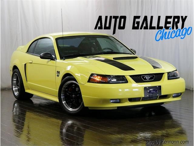 2000 Ford Mustang (CC-1489149) for sale in Addison, Illinois
