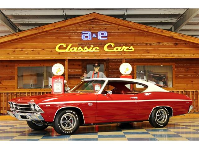 1969 Chevrolet Chevelle (CC-1489268) for sale in New Braunfels , Texas
