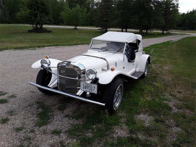 1929 Mercedes-Benz SSK (CC-1489270) for sale in Clearbrook, Minnesota