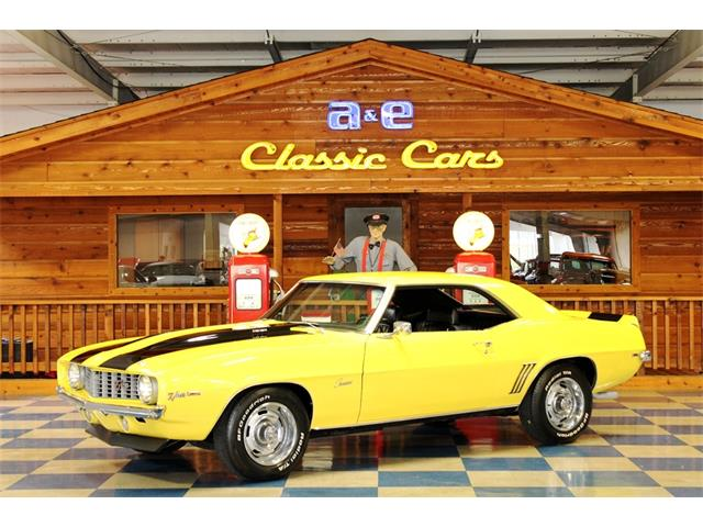 1969 Chevrolet Camaro (CC-1489272) for sale in New Braunfels , Texas