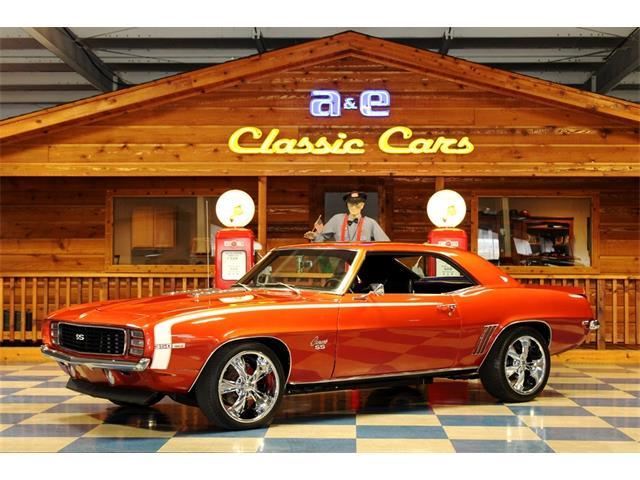 1969 Chevrolet Camaro (CC-1489274) for sale in New Braunfels , Texas