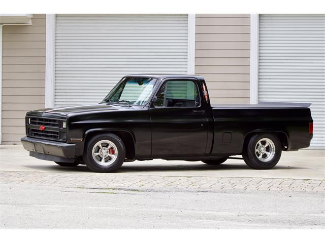 1983 Chevrolet C10 (CC-1489284) for sale in Eustis, Florida