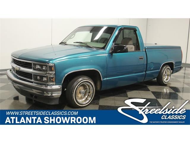 1995 Chevrolet Silverado (CC-1489335) for sale in Lithia Springs, Georgia