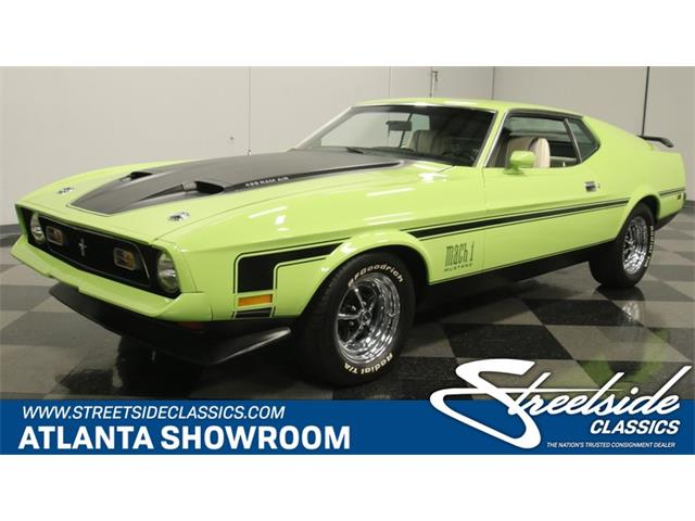 1971 Ford Mustang (CC-1489340) for sale in Lithia Springs, Georgia