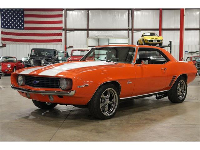1969 Chevrolet Camaro (CC-1489341) for sale in Kentwood, Michigan