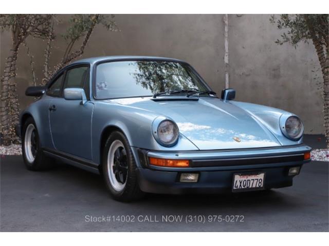 1986 Porsche Carrera (CC-1489350) for sale in Beverly Hills, California