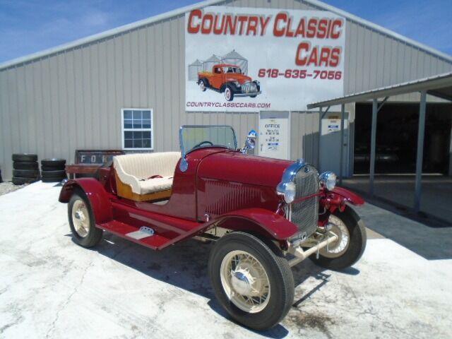 1931 Ford Model A (CC-1489360) for sale in Staunton, Illinois