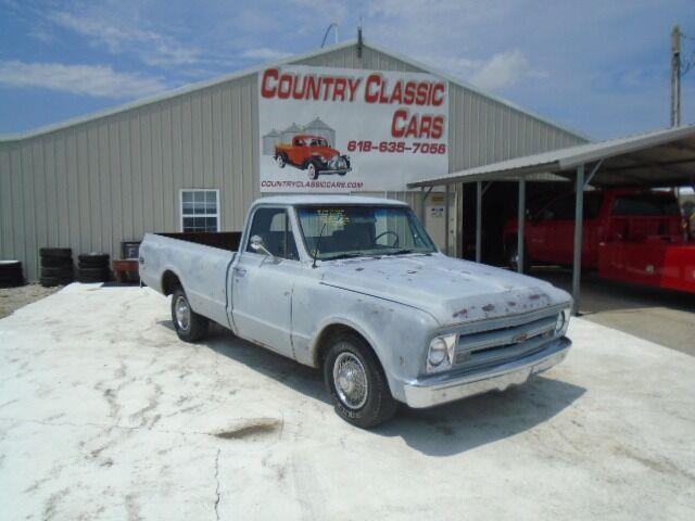1967 Chevrolet C10 (CC-1489361) for sale in Staunton, Illinois