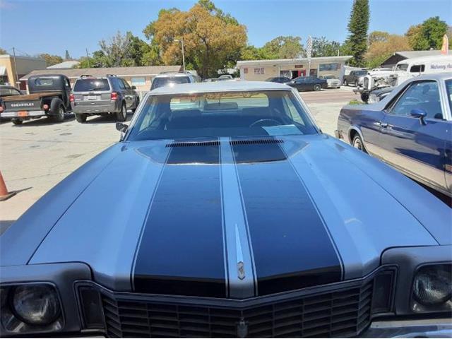 1972 Chevrolet Monte Carlo (CC-1489370) for sale in Cadillac, Michigan
