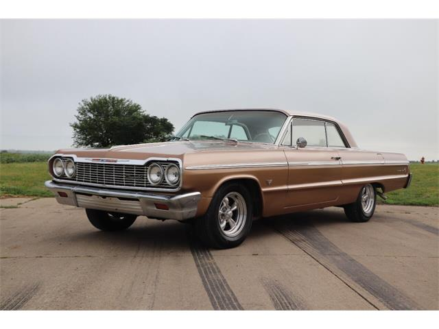 1964 Chevrolet Impala (CC-1489371) for sale in Clarence, Iowa