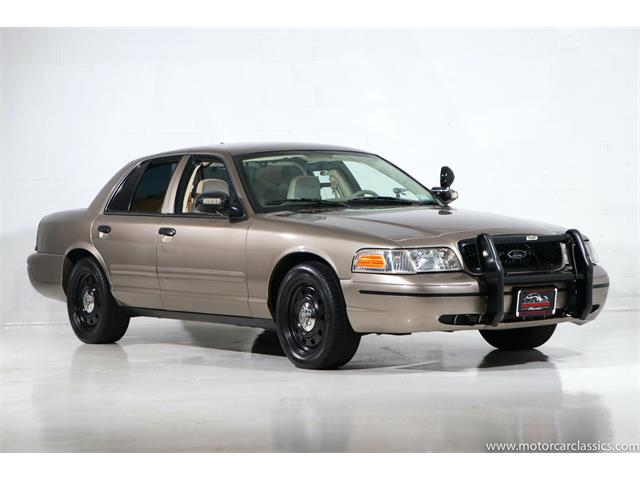 2007 Ford Crown Victoria (CC-1489379) for sale in Farmingdale, New York