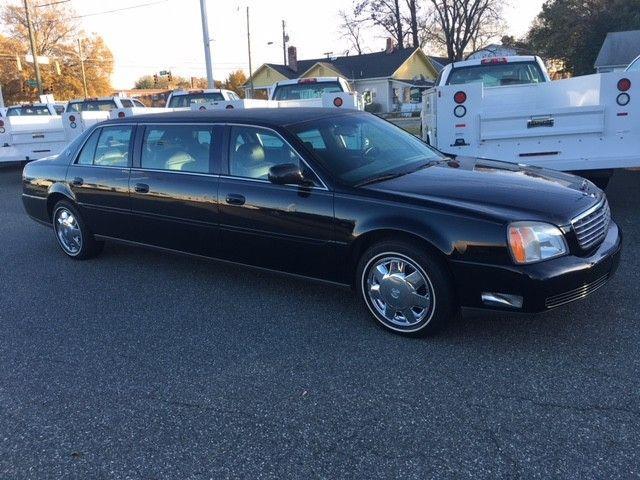 2002 Cadillac DeVille (CC-1489382) for sale in Cadillac, Michigan