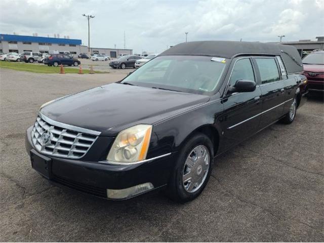 2008 Cadillac Hearse (CC-1489384) for sale in Cadillac, Michigan