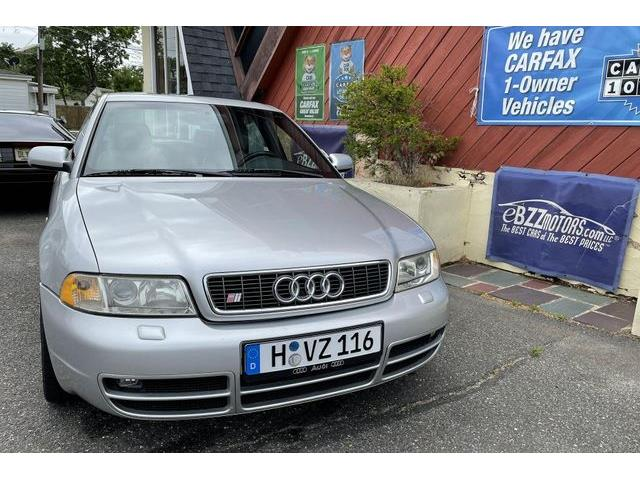 2000 Audi S4 (CC-1480941) for sale in Woodbury, New Jersey