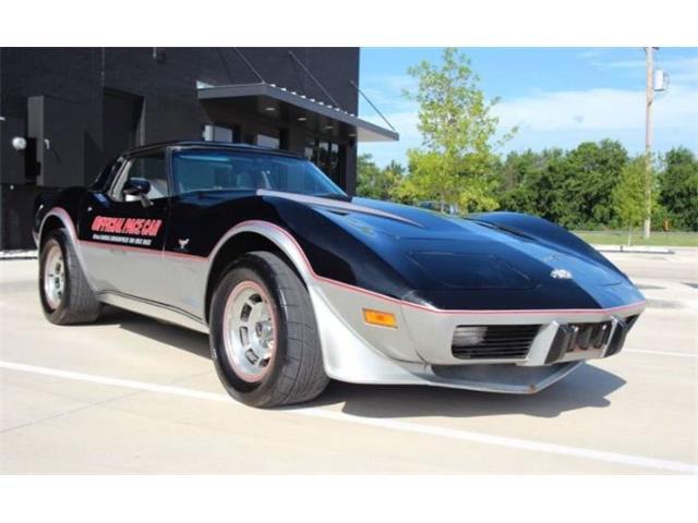 1978 Chevrolet Corvette (CC-1489410) for sale in Cadillac, Michigan