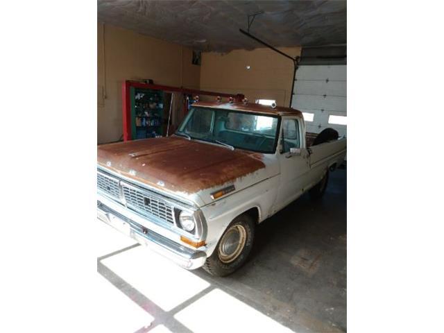 1970 Ford F100 (CC-1489411) for sale in Cadillac, Michigan