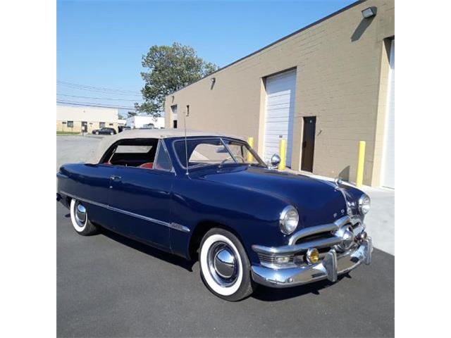 1950 Ford Deluxe (CC-1489414) for sale in Cadillac, Michigan