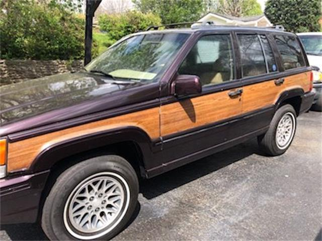 1993 Jeep Grand Wagoneer (CC-1489415) for sale in Cadillac, Michigan