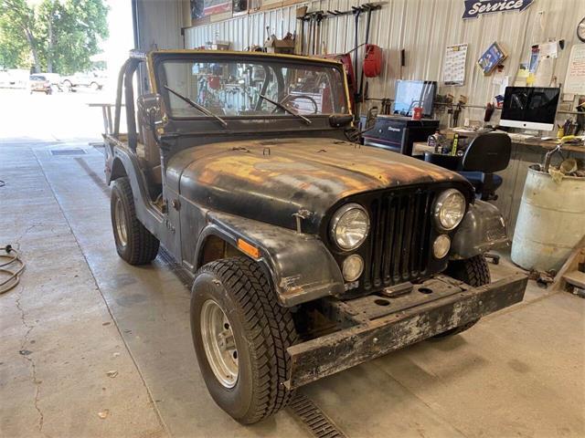1975 Jeep CJ5 (CC-1489425) for sale in Brookings, South Dakota