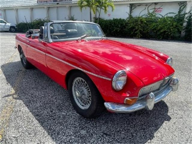 1968 MG MGB (CC-1489429) for sale in Miami, Florida