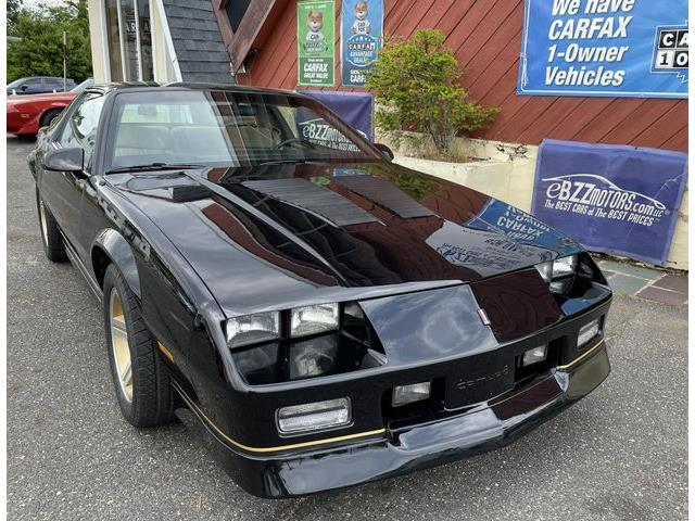 1986 Chevrolet Camaro (CC-1480943) for sale in Woodbury, New Jersey
