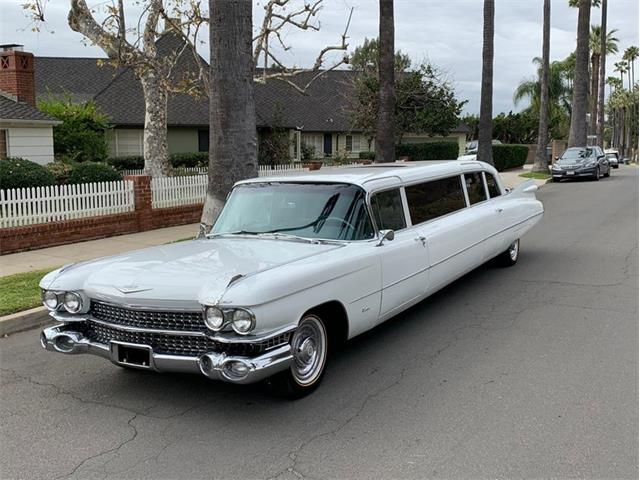 1959 Cadillac Fleetwood (CC-1489452) for sale in Glendale, California