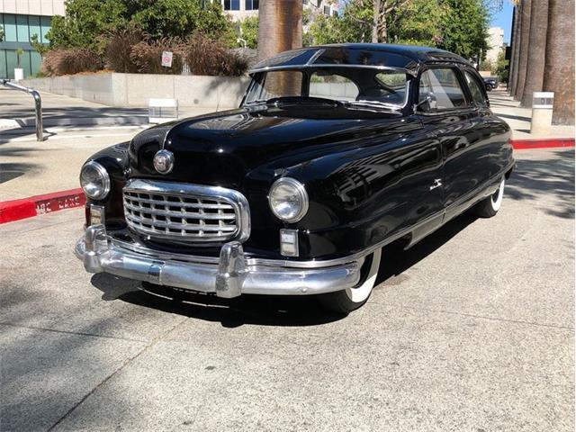 1950 Nash Ambassador (CC-1489459) for sale in Glendale, California