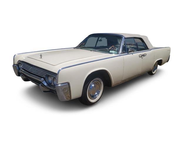 1961 Lincoln Continental (CC-1489513) for sale in Glendale, California