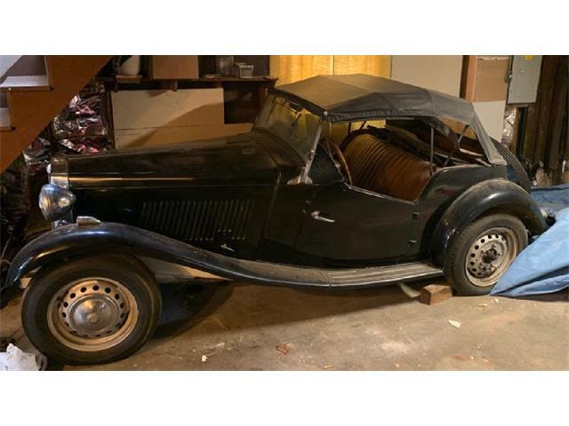 1953 MG TD (CC-1489515) for sale in Glendale, California