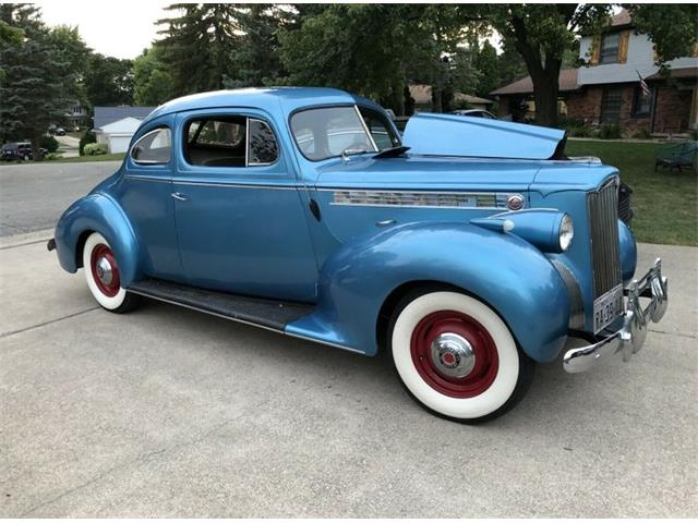 1940 Packard Business Coupe (CC-1489520) for sale in Glendale, California