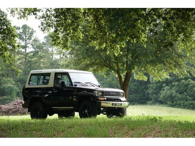 1995 Toyota Land Cruiser FJ (CC-1489542) for sale in Aiken, South Carolina