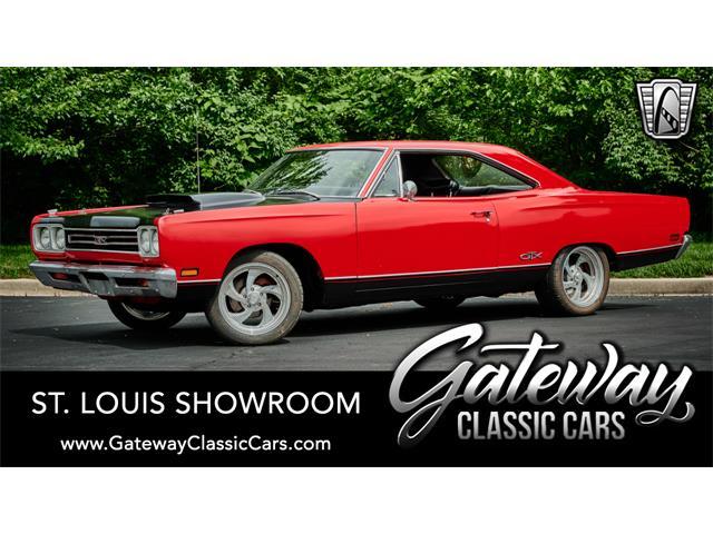 1969 Plymouth GTX (CC-1489556) for sale in O'Fallon, Illinois