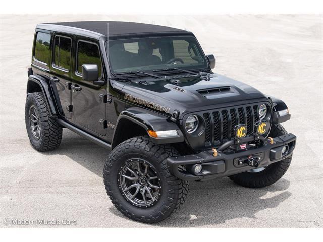 2021 Jeep Wrangler (CC-1489559) for sale in Ocala, Florida