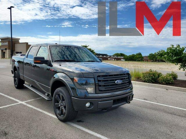 2014 Ford F150 (CC-1489580) for sale in Fisher, Indiana