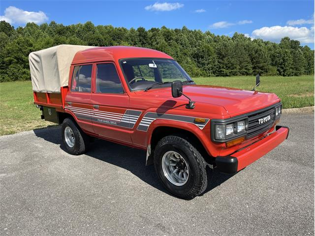 1989 Toyota Land Cruiser FJ (CC-1489602) for sale in Cleveland, Tennessee