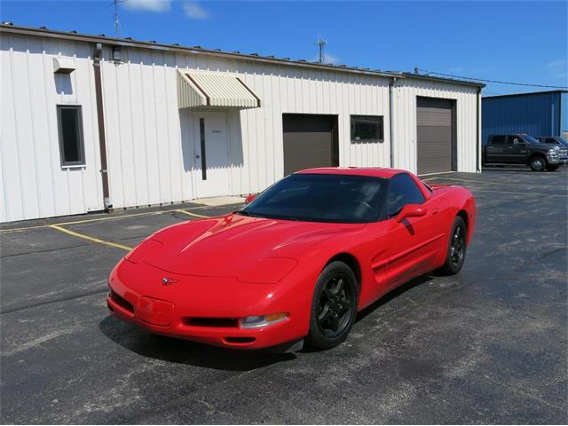 2004 Chevrolet Corvette (CC-1489612) for sale in Manitowoc, Wisconsin
