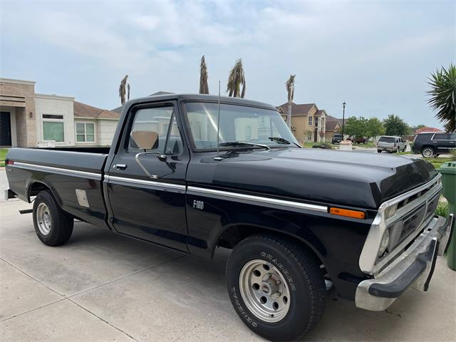 1973 Ford F100 (CC-1489614) for sale in Brownsville, Texas