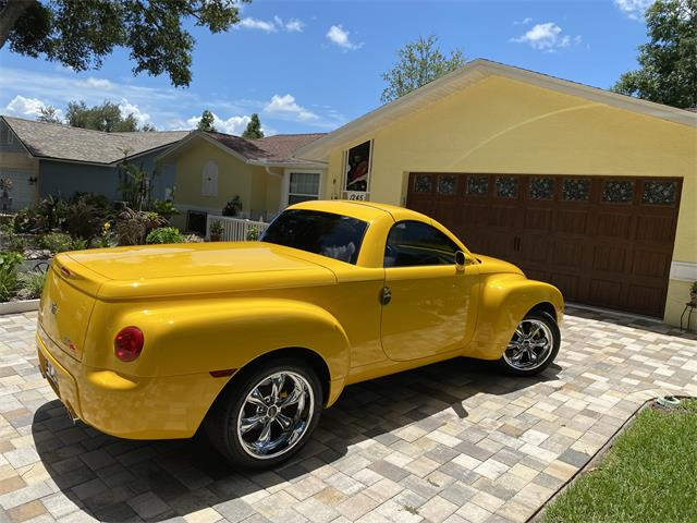 2006 Chevrolet SSR (CC-1489617) for sale in Lutz, Florida