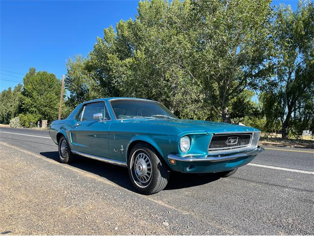 1968 Ford Mustang (CC-1489620) for sale in Brentwood, California
