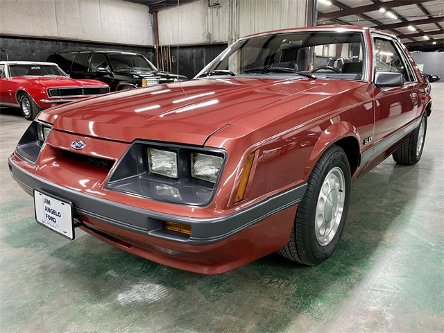 1985 Ford Mustang (CC-1489627) for sale in Sherman, Texas