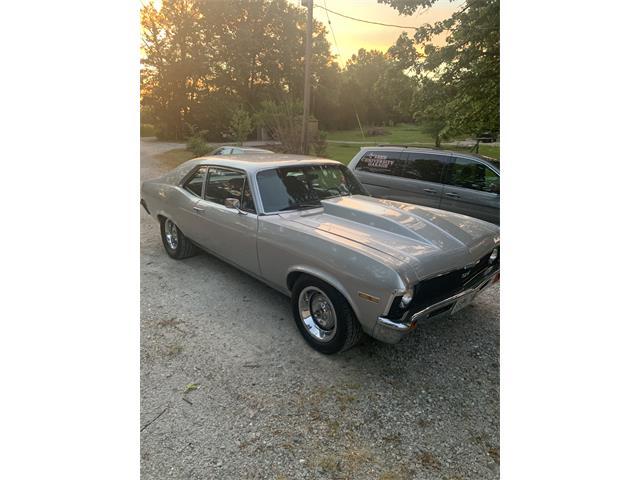 1972 Chevrolet Nova (CC-1489630) for sale in Centralia , Missouri