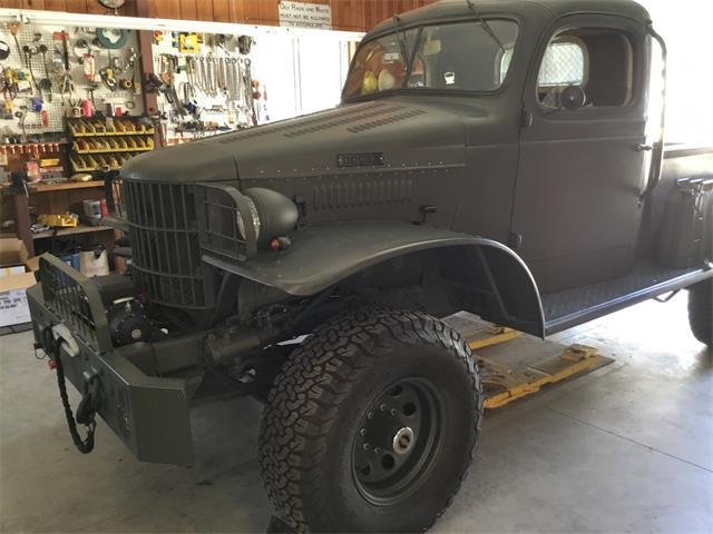 1941 Dodge WC Series (CC-1489651) for sale in Fallbrook, California