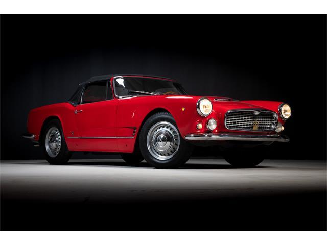 1960 Maserati 3500 GTi Spyder (CC-1489656) for sale in Brookfield, Connecticut