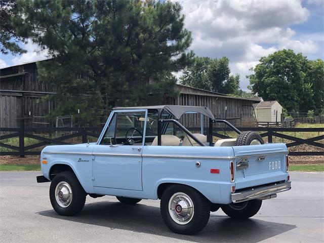 1971 Ford Bronco (CC-1489663) for sale in Alpharetta, Georgia