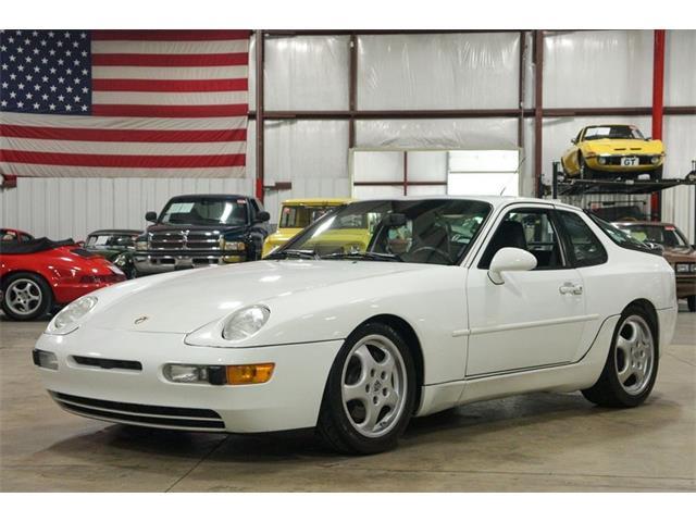 1993 Porsche 968 (CC-1489664) for sale in Kentwood, Michigan