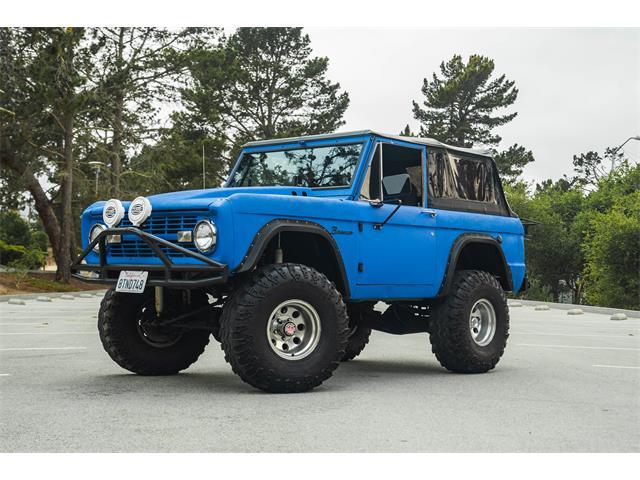 1968 Ford Bronco (CC-1480968) for sale in Monterey, California