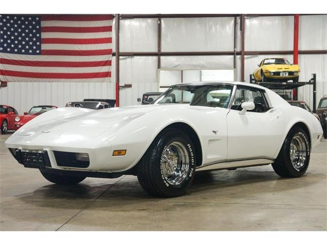 1977 Chevrolet Corvette (CC-1489680) for sale in Kentwood, Michigan